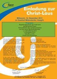 Einladung Christ Laus.cdr