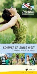 lh sommerfolder 1209.indd - LANDHOTELS Österreich