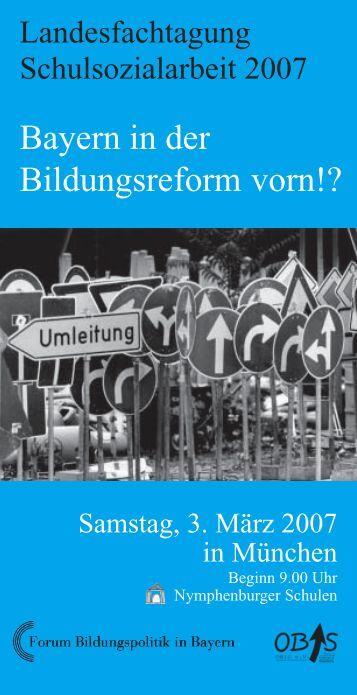 Veranstaltungsort - Forum Bildungspolitik