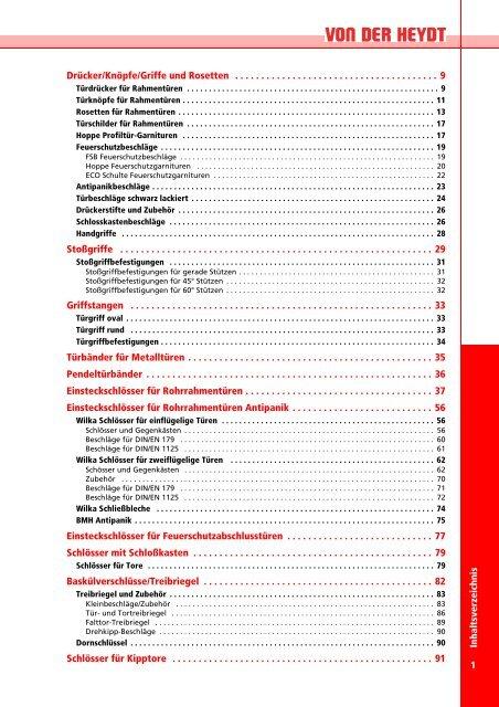 Schlosskasten f/ür Schiebet/ür v//bc