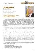 jahn report jahn report - Friedrich-Ludwig-Jahn-Gesellschaft - Seite 3