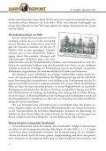 jahn report jahn report - Friedrich-Ludwig-Jahn-Gesellschaft - Seite 6