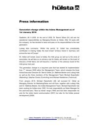 Download press release (PDF) - now!