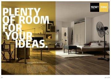 now! time magazine (PDF) - Hülsta