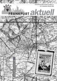 aktuell - ADFC Frankfurt