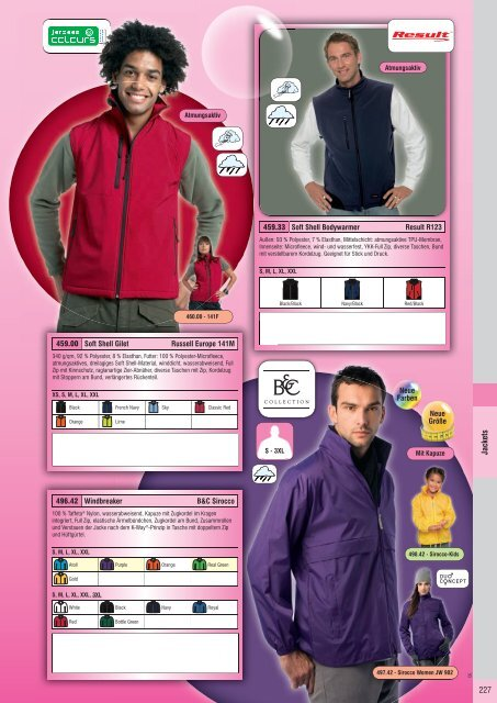 Jackets - Label22.de