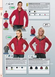 05 Damen Sweatshirts/Fleece/Jackets Teil 2