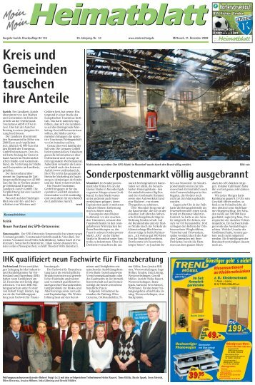 Aurich - E-Paper - Emder Zeitung