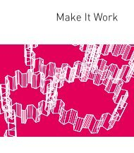 Make It Work - Independent Living Institute