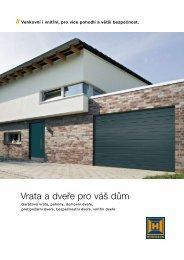 Vrata a dveře pro váš dům