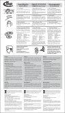 Hörverstärker Amplificador de Sonido Amplificatore ... - DermaCare - Page 2