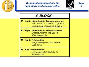 Hilfsmittel für Telephon-Anwendungen 8.3