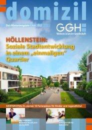 """Höllenstein: soziale stadtentwicklung in einem """"einmaligen ... - GGH"""