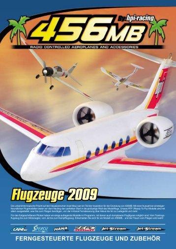 Flugzeuge 2009 - Airmix