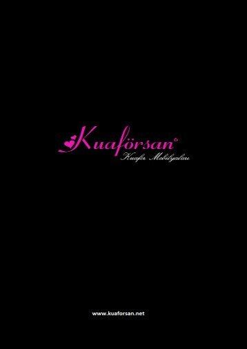 Kuaförsan E-Katalog 2013