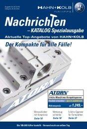 Telefon-Bestellservice - EN / Hahn+Kolb