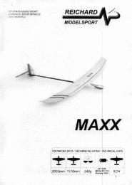 reichard modelsport - Airmix