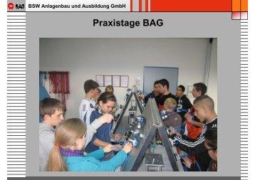 BSW Anlagenbau und Ausbildung GmbH - Hebelschule