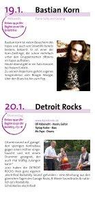 Veranstaltungs programm - Topos - Page 7