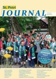 SOMMER- FEST - St. Petri Kinder und Jugendhilfe