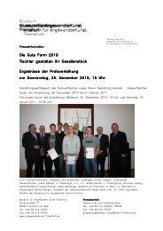 PM Die Gute Form 2010 Preisträger - Museum für Angewandte ...