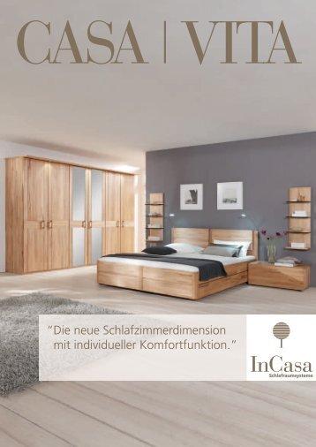 """""""Die neue Schlafzimmerdimension mit individueller ... - InCasa"""