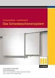 Das Schwebeschienen-System - innverlag