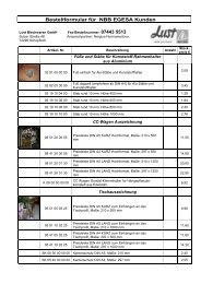110926 Bestellformular_NBB EGESA - LUST Blechwaren GmbH