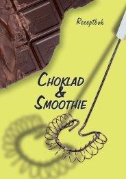 Page 1 1 Receptbok Choklad & Smoothie Choklad & Smoothie ...