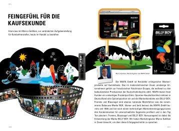 FEINGEFÜHL FÜR DIE KAUFSEKUNDE - Kleiner und Bold GmbH