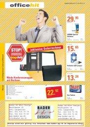 Officehit 8 11 D - Bader AG Büro Design