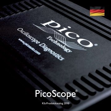 PicoScope ® - Meilhaus Electronic