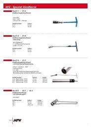 KFZ - Spezial Zündkerze - MPW Werkzeuge