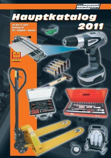 Hauptkatalog 2011 Hauptkatalog 2011 - Auto Chrobok