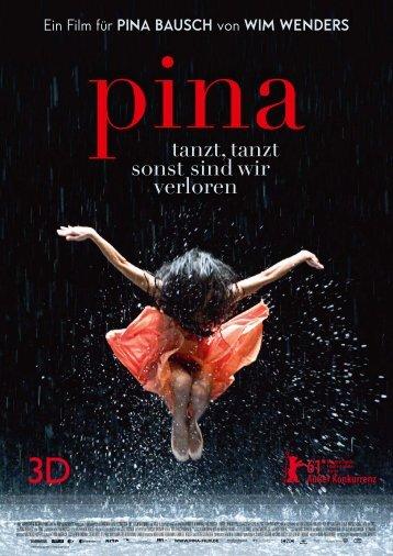 pina bausch - Filmladen