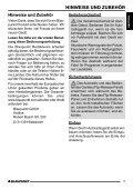 San Francisco CD72 - Blaupunkt - Seite 7