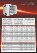 Broschüre Warmlufterzeuger - Kroll GmbH - Seite 6