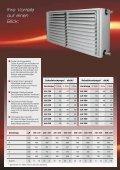 Broschüre Warmlufterzeuger - Kroll GmbH - Seite 7