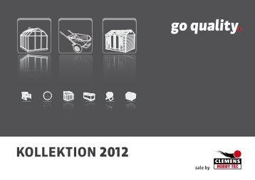 KolleKtion 2012 - HWG-Tec