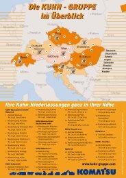 GRUPPE im Überblick Die KUHN - Kuhn Baumaschinen und ...