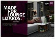 home lounge magazine (PDF) - now!