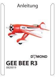 GEE BEE R3 - Airmix