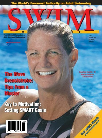 The Wave Breaststroke: Tips from a Master The Wave Breaststroke ...