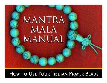 Mantra Mala Manual - Lightwatcher