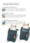 Sicher – mit cyberJack® e-com und cyberJack ... - Multitrade.de - Seite 2