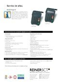 Sicher – mit cyberJack® e-com und cyberJack ... - Multitrade.de - Seite 4