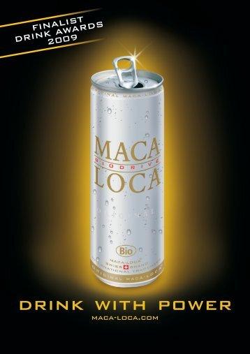 die Kraftquelle der Inkas - MACA-LOCA