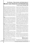 CHE GUEVARA: - Sozialistische Alternative - Seite 3