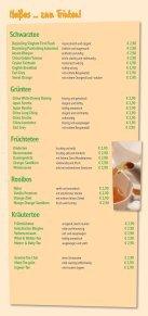 Speisekarte - Sonnenblume Durlach - Seite 5