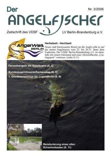 FA-Angelcenter GmbH & Co KG - VDSF LV Berlin-Brandenburg e.V.
